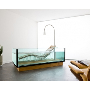 le bain Water Lounge de Hoesch Design